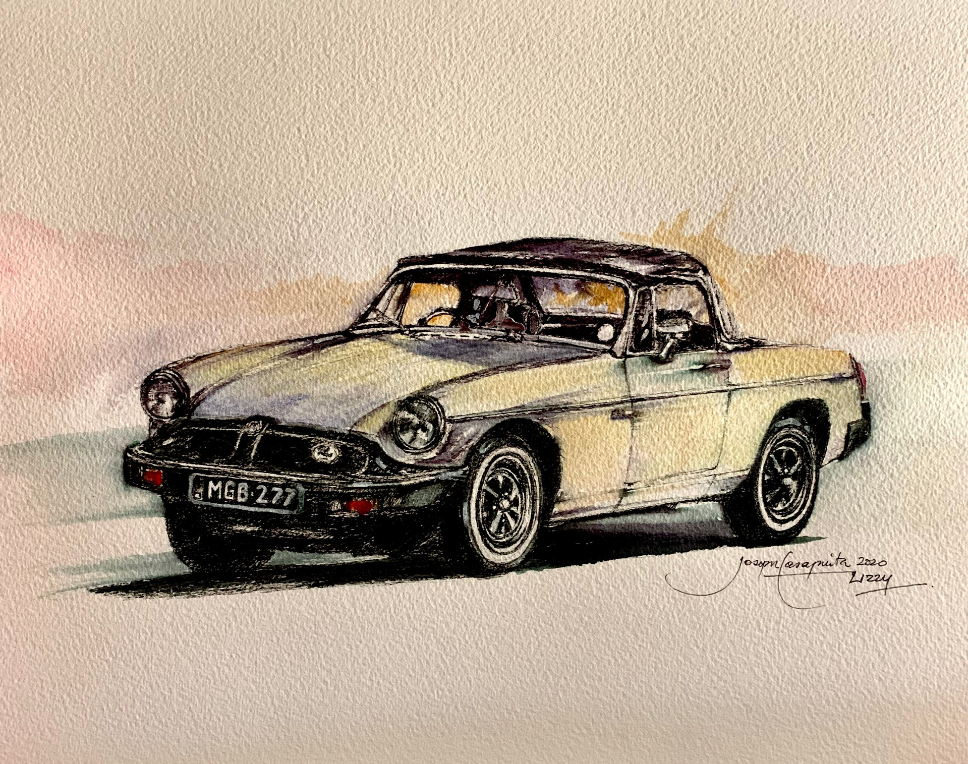 MGB Roadster 1977