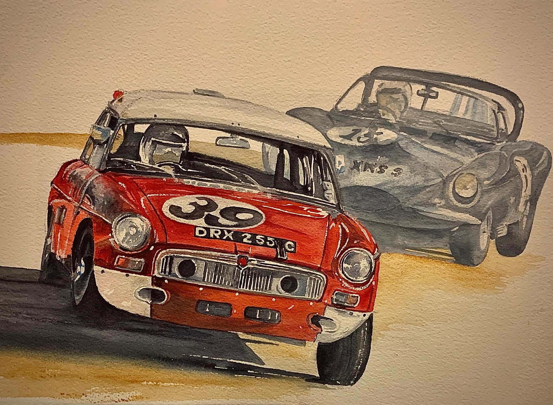 MGB Le Mans