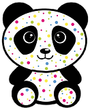 Speckled Hair Panda Bear - SOLO.png