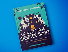 The Stardust Experience - Children's Ghost Writing - Build a Book Portal - Chapter Books