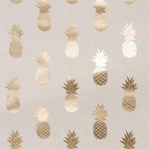 Ananas dorés