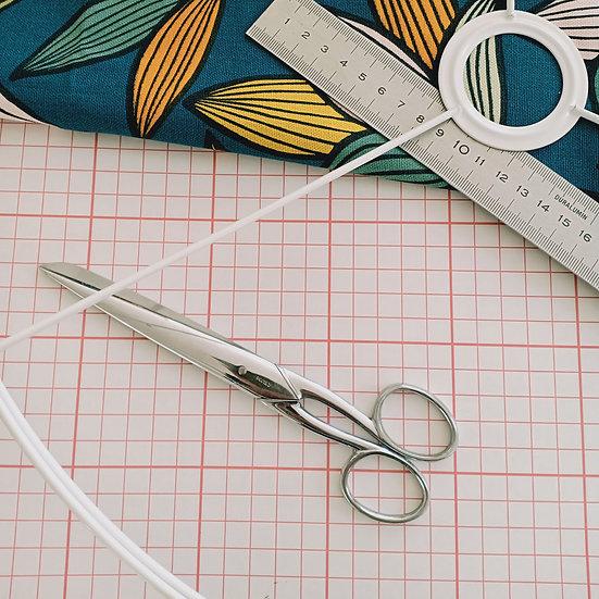 Composez votre abat-jour Isidore (25 cm diamètre)
