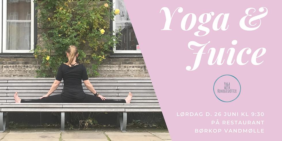 Yoga & Juice