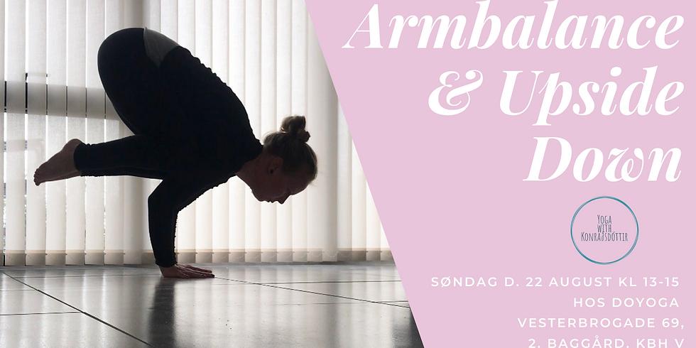 Armbalance & Upside Down