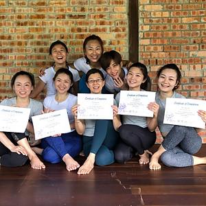 Yoga Teacher Training -2019