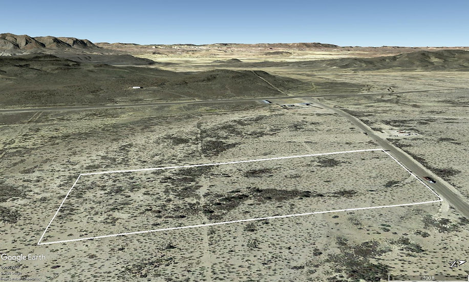 6.43 Acres with Power Close to HWY 118 (Tract 4) (Terlingua, TX)