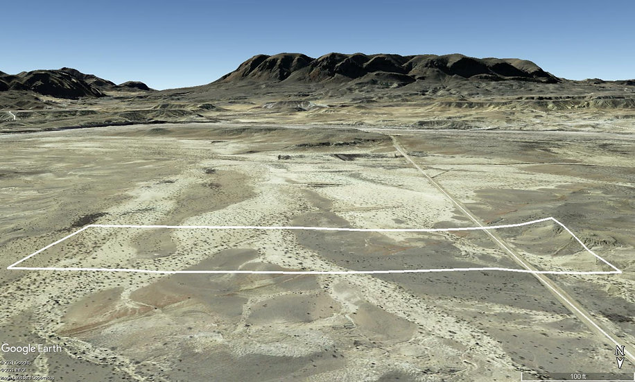 Secluded Off-Grid 5 Acres Near Mountains and Waterways (Terlingua Ranch, TX)