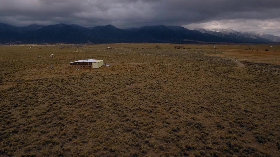 2.23 Acre Lot That Backs a Creek and Wildlife Refuge! (Crestone, Colorado)