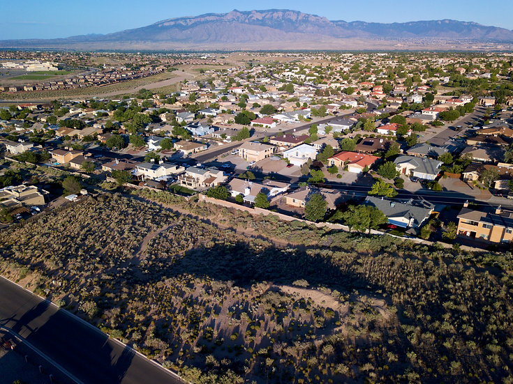 Half-Acre Lot with Asphalt & Utilities (Rio Rancho Unit 13, NM)