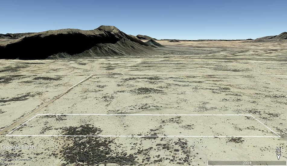 5 Acres in Big Bend Valley of Terlingua Ranch