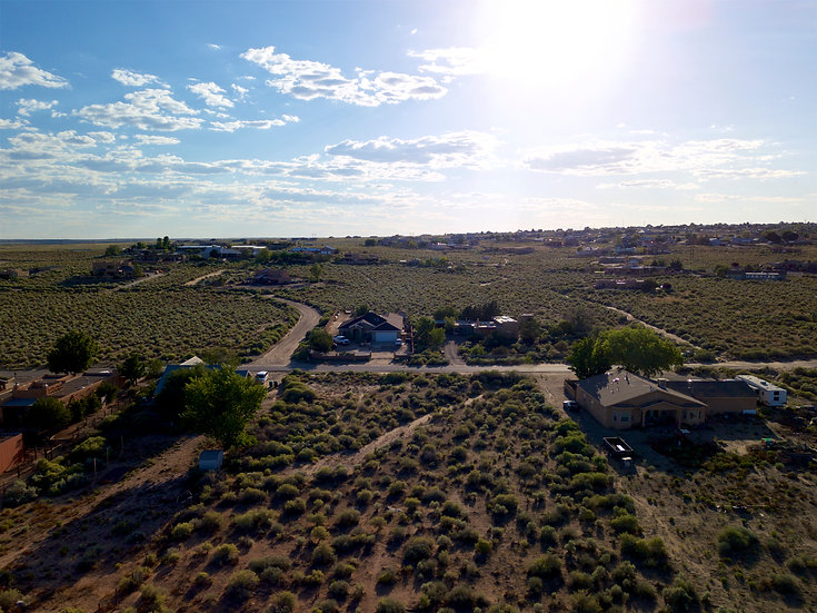 Half-Acre Lot with Asphalt & Utilities (Rio Rancho Unit 10, NM)