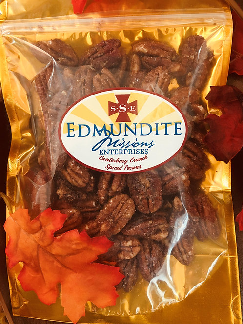 Canterbury Crunch: Spiced Pecans