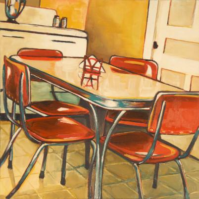 """""""Chrome Table""""   2010"""