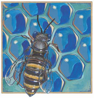 """Bee""   2016"