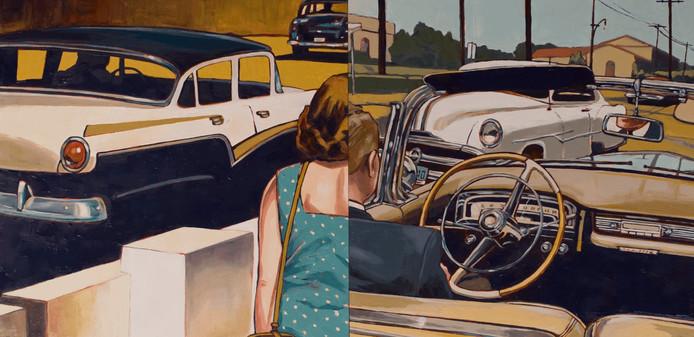 """""""Driver / Driven""""   2009"""
