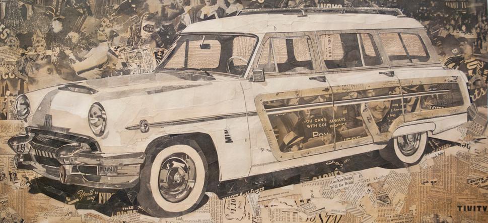 """54 Mercury Station Wagon""   2011"