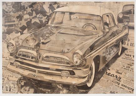 """""""55 Chrysler New Yorker""""  2012"""