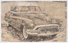 """51 Buick Roadmaster""  2012"