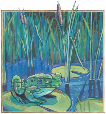 """Frog""    2016"