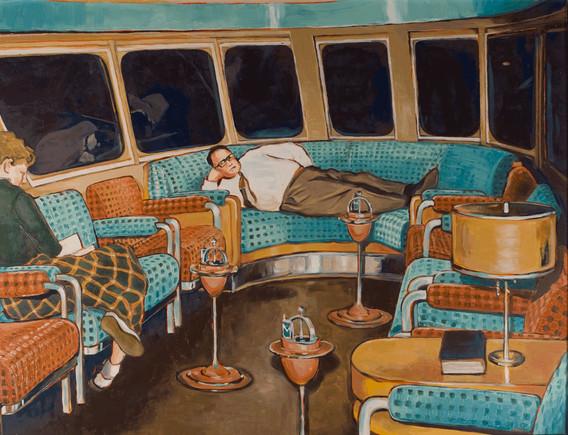 """""""Smoking Lounge"""" 2009"""