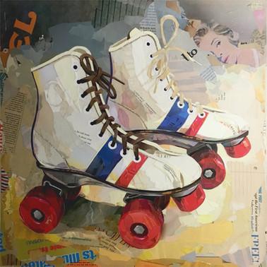 """Rollerskates II""   2018"