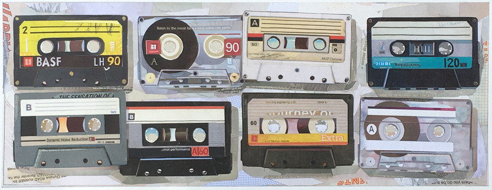 """""""8 Mix Tapes""""   2017"""