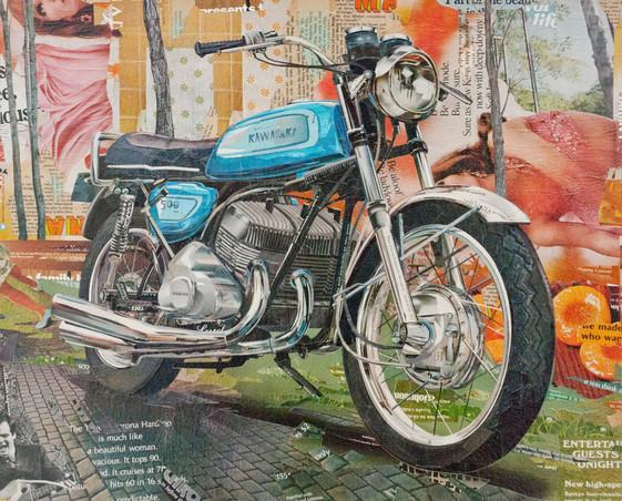 """""""71 Kawasaki""""   2013"""