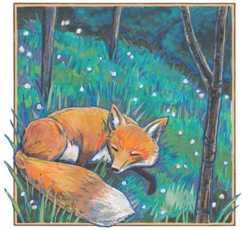 """Fox""   2016"