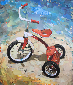 """Primary Tricycle""   2017"