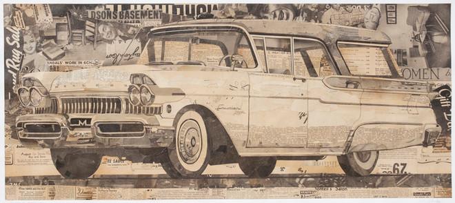 """57 Mercury Wagon""  2012"