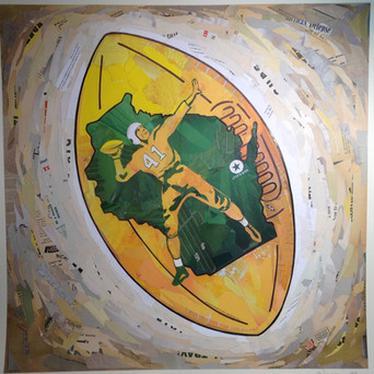 """Packers Old School Logo""  2017"