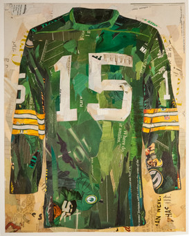 """""""Packers Starr Jersey""""   2017"""