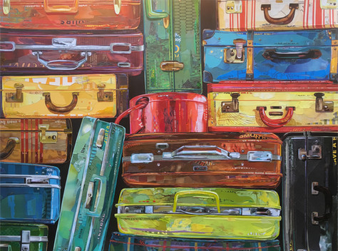 """""""Collective Baggage"""""""