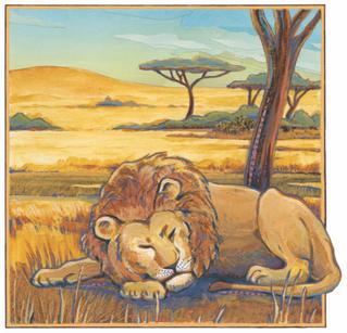 """""""Lion""""  2016"""