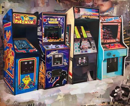 """""""4 Arcade Games"""""""