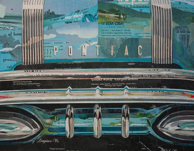 """55 Pontiac Star Chief""  2014"
