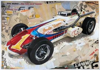 """""""'64 AJ Foyt Indy Car"""""""