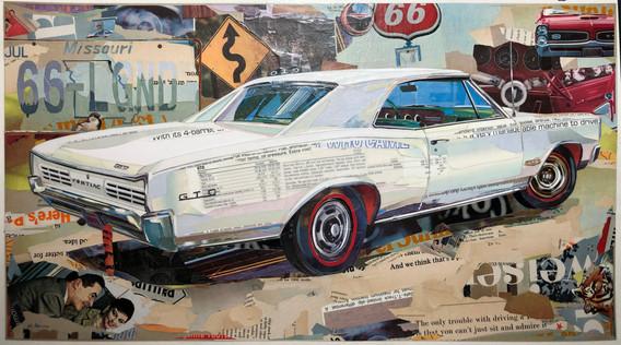 """'66 Potiac GTO"""