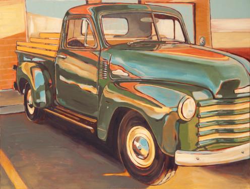 """54 Chevy Truck""    2010"