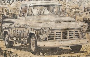 """56 Chevy Pickup"" 2011"