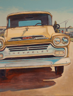 """58 Chevy Truck""  2010"