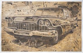 """59 Plymouth Savoy"" 2011"
