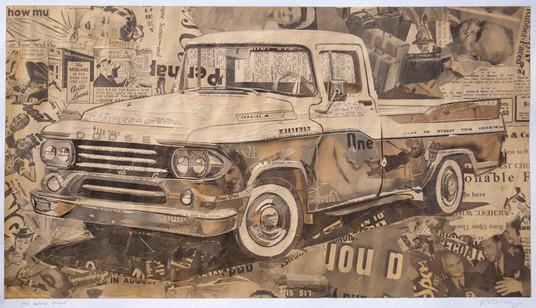 """58 Dodge Pickup""  2012"