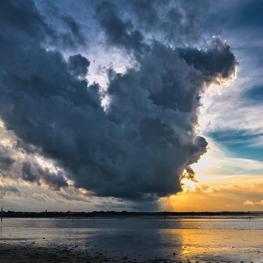 Disturbing Cloud