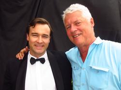 Dwayne Cameron and Roger Donalson McLAREN 1