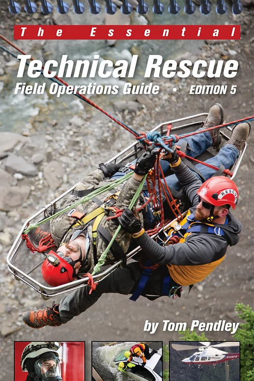 CMC-TECHNICAL RESCUE FIELD OPERATIONS GUIDE