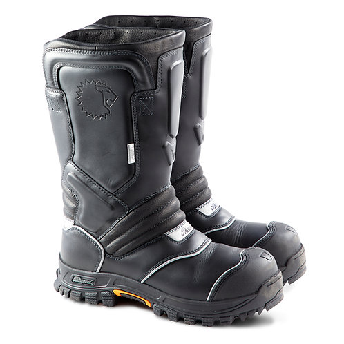 QR14 STRUCTURAL LEATHER BOOT