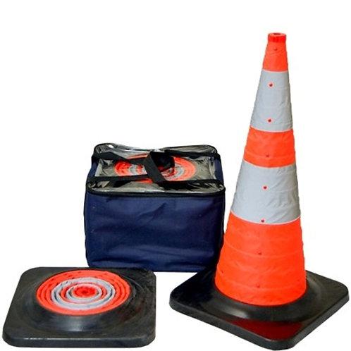 MDI Collapsible Traffic Cone Set