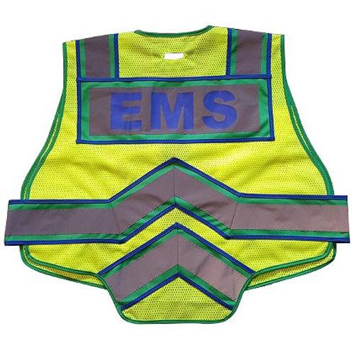 custom fire ninja vests