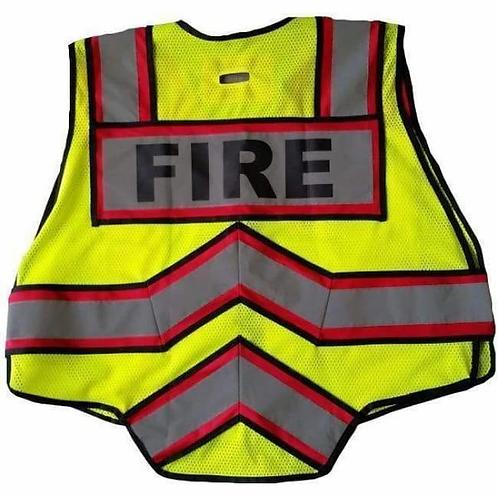 Fire Ninja Vest